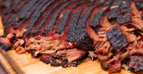 Smoked Brisket by HangryQ